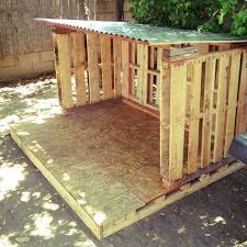 How To Build A Rabbit Hutch Out Of Pallets 16 Diy Playhouses Your Kids Will Love To Play In The Self