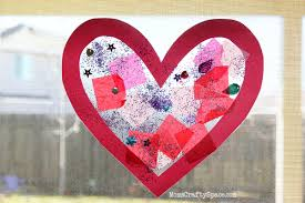 valentines day for 20 easy crafts for kids happiness is