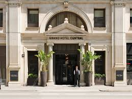 the hotel grand hotel central barcelona
