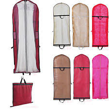 wedding dress garment bag wedding dress storage bags preservation ebay