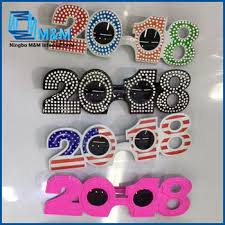 Decoration Happy New Year 2018 Happy New Year Glasses For Party Decoration Alibaba Ipo Buy