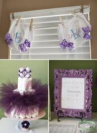 lavender baby shower pink and lavender butterflies baby shower decorations