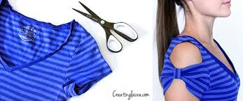 Upcycle Old Tshirts - 39 ways to upcycle your t shirts personal creations blog