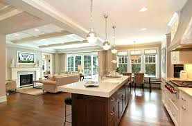 interior design ideas for kitchen and living room kitchen and living room ideas open concept kitchen living room