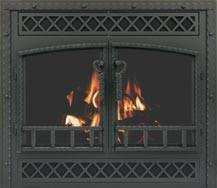 fireplace door glass replacement glass doors for manufactured fireplaces stoll fireplace inc