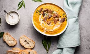 Pumpkin Food by Pumpkin And Cauliflower Soup With Ginger U2022 Salt U0026 Lavender