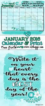 printable planner january 2015 january 2016 calendar hello new year inkhappi