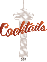 holiday cocktails clipart design for cocktails in seattle apeye