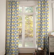 Yellow Stripe Curtains Beautiful Yellow And Grey Striped Curtains 2018 Curtain Ideas