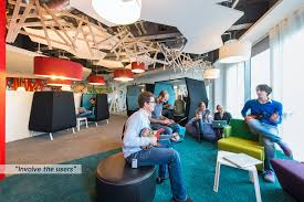 google office interior google campus dublin google works home camenzind