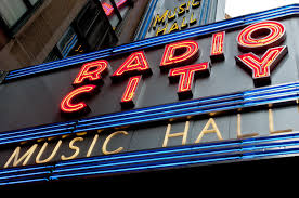 picture tag radio city music hall