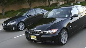 lexus truck 2006 2006 bmw 330i vs 2006 lexus is 350 war of the buttons it comes