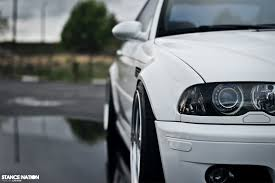 bmw m3 stanced bmw m3 e46 stancenation snow white bmw m3 e46 pinterest bmw