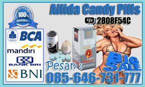 obat perangsang permen wanita ailida candy