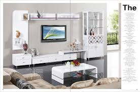 Modern Tv Stand Furniture by White High Gloss Mdf Modern Tv Stand Tv Table Cp 027 Bright