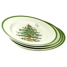 spode tree dinner plates rainforest islands ferry
