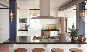 kitchen island exhaust hoods kitchen island exhaust transitional meier intended for