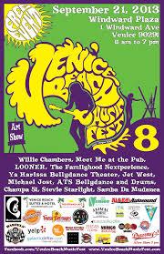 the eighth annual venice beach music fest