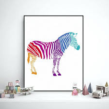 articles with zebra wall art decals tag zebra wall decor