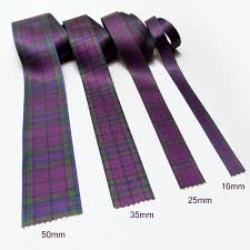 tartan ribbon house of tartan printed ribbon