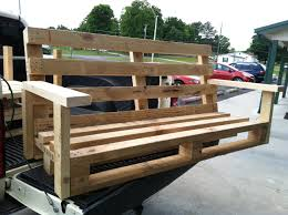 Patio Furniture Made Out Of Wooden Pallets by Pallet Porch Swing Home Projects Pinterest Pallet Porch