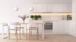cuisine minimaliste comment créer un intérieur minimaliste en 5 é