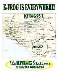 Metro Coverage Map by Market U0026 Advertise With Cbs Radio U0026 K Frog K Frog 95 1 Fm And