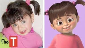 what would i look like with different hair 10 kids who look like cartoon characters youtube
