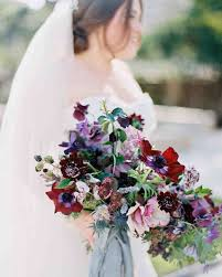 Wedding Flowers For The Bride - 37 absolutely gorgeous winter wedding bouquets martha stewart