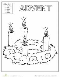 25 advent candle colors ideas advent