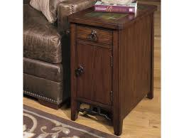 Chair Side Table With Storage Null Furniture 5013 Chairside Cabinet With Magazine Storage Dunk