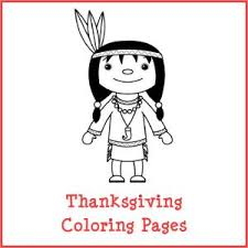 thanksgiving coloring pages gift curiosity