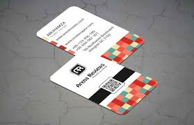free black u0026 white business card template download