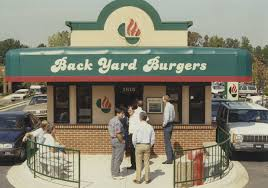 our story back yard burgers