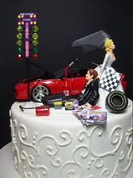 car wedding cake toppers wedding cake toppers car gallery wedding cake topper for