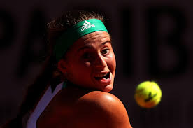 Hit The Floor Jelena Howard - french open foes halep ostapenko offer contrast in styles
