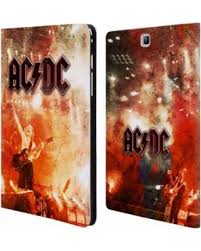 Art Leather Albums Amazing Deal On Official Ac Dc Acdc Album Art Leather Book Wallet