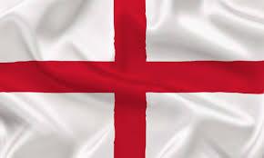 Englands Flag Mosaictemplate