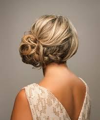 Hochsteckfrisurenen Selber Machen Glatte Haare by Die Besten 25 Seitlicher Dutt Ideen Auf Frisur