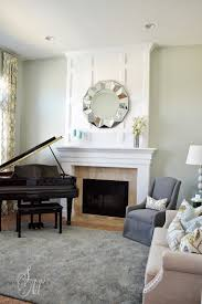 rooms with baby grand pianos living room design with