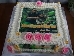 wedding cake sederhana nakira cake cookies