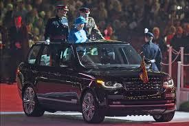 land rover queens mamamobil neuer range rover für die queen bilder autobild de