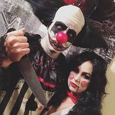Scary Halloween Costumes Girls 25 Scary Couples Halloween Costumes Ideas