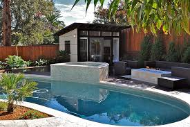 Backyard House Ideas 25 Pool Houses To Complete Your Backyard Retreat