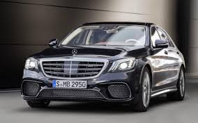 the 2018 mercedes benz s class sedan myautoworld com
