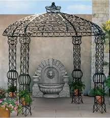 gazebo rentals wrought iron gazebo rental orlando event decor rentals