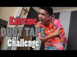 Challenge Wassabi Productions Duct Challenge Wassabi Productions