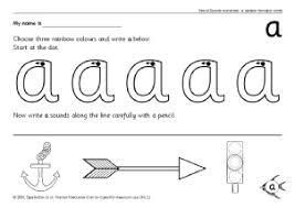 letter a phonics activities and printable teaching resources