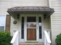 Exterior Door Awnings Front Door Awnings Style Jacshootblog Furnitures