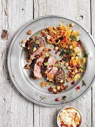 Smothered Lamb Chops Marvellous Moroccan Style Lamb Steaks Woolworths Jamieoliver